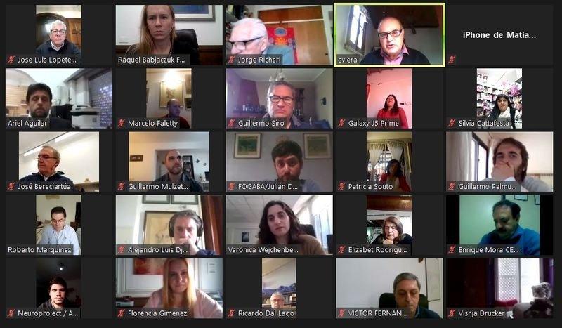 FOGABA mantuvo un encuentro con PyMEs de la provincia de Buenos Aires