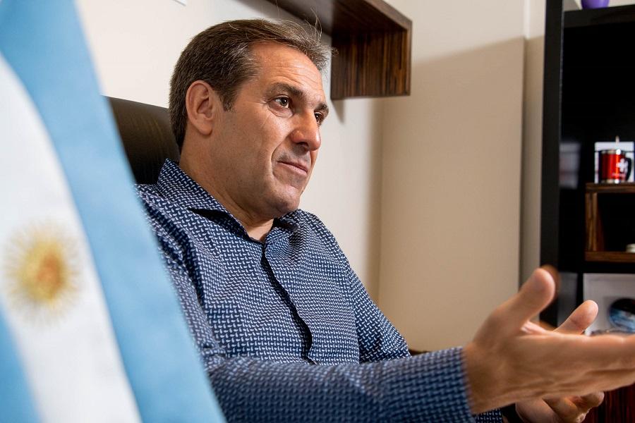Juan Aguilar es el nuevo presidente de FAETyL