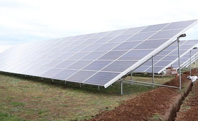 Proyectan el primer parque solar de energía en Neuquén