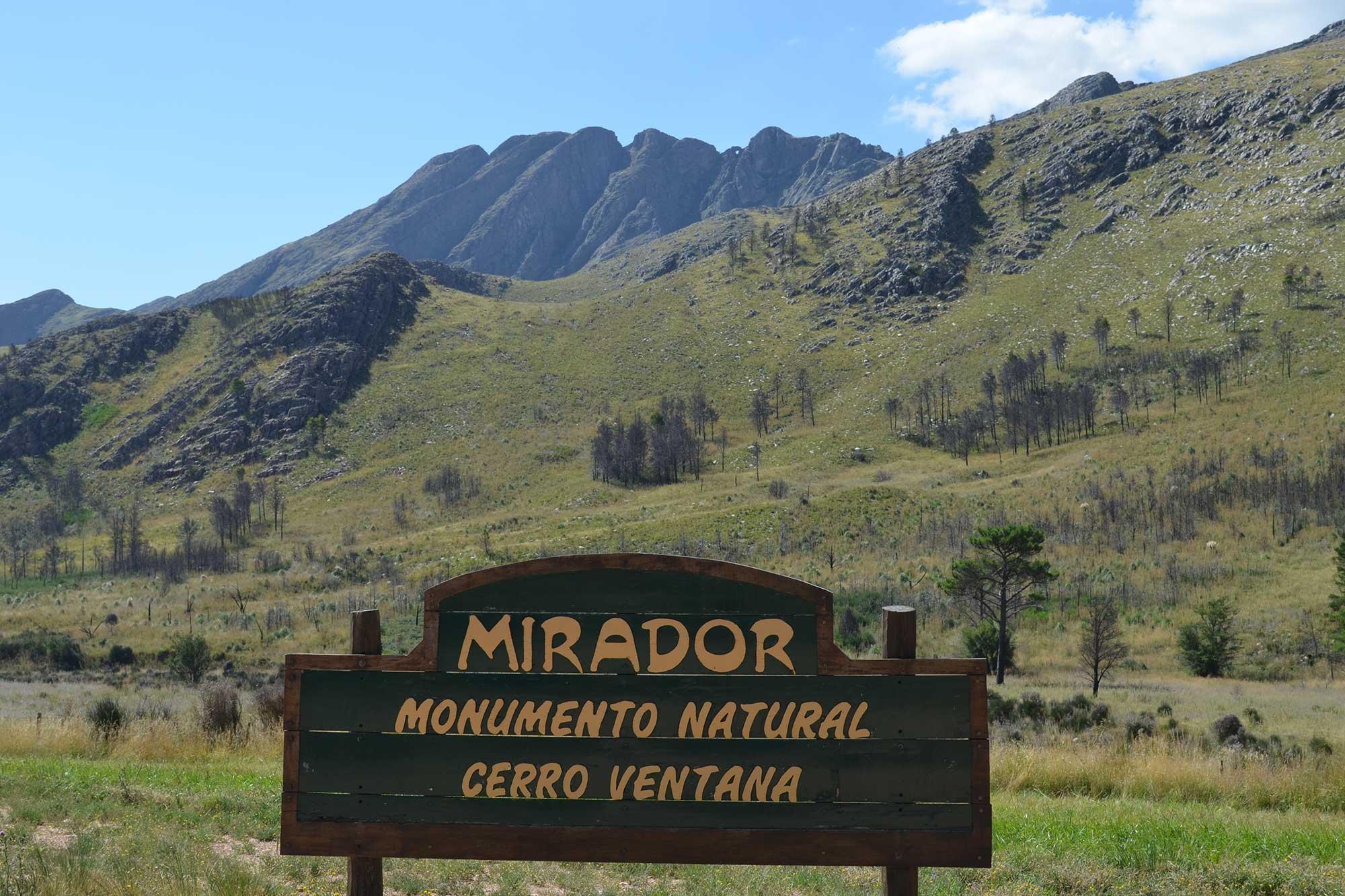 Piden una «apertura gradual y controlada» al turismo seguro en Sierra de la Ventana