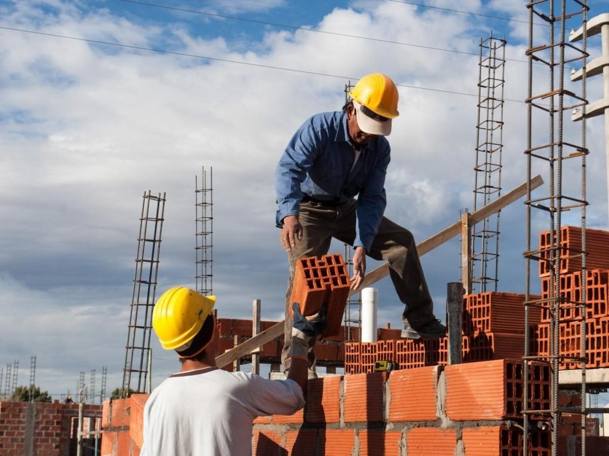 Construcción: señalan que la recuperación continuó en octubre