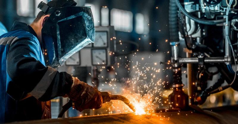 En octubre, la capacidad de la industria fue la más alta de 2020