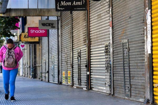 FECOBA pide declarar en emergencia a los comercios del microcentro