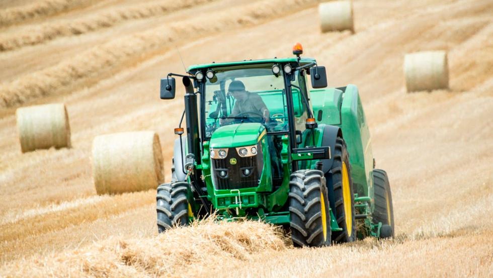 """La industria de la maquinaria agrícola prevé """"un buen año"""""""