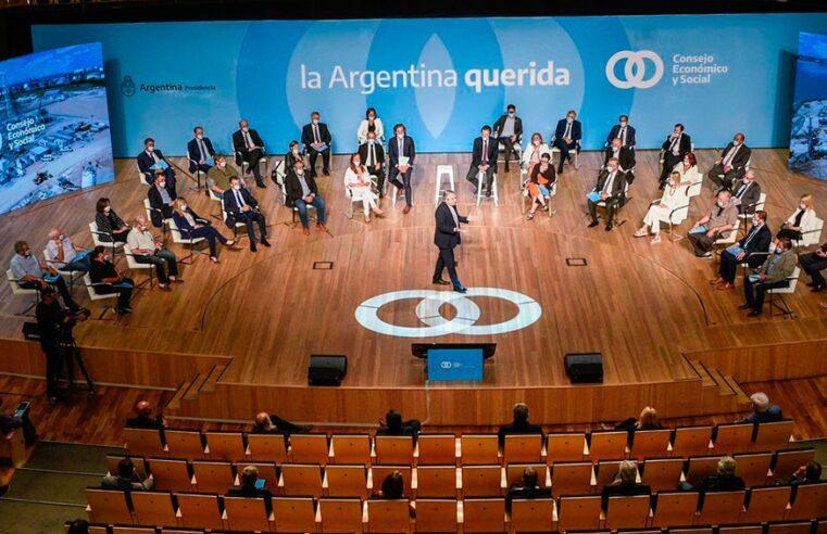 Quiénes son los 26 integrantes del Consejo Económico y Social