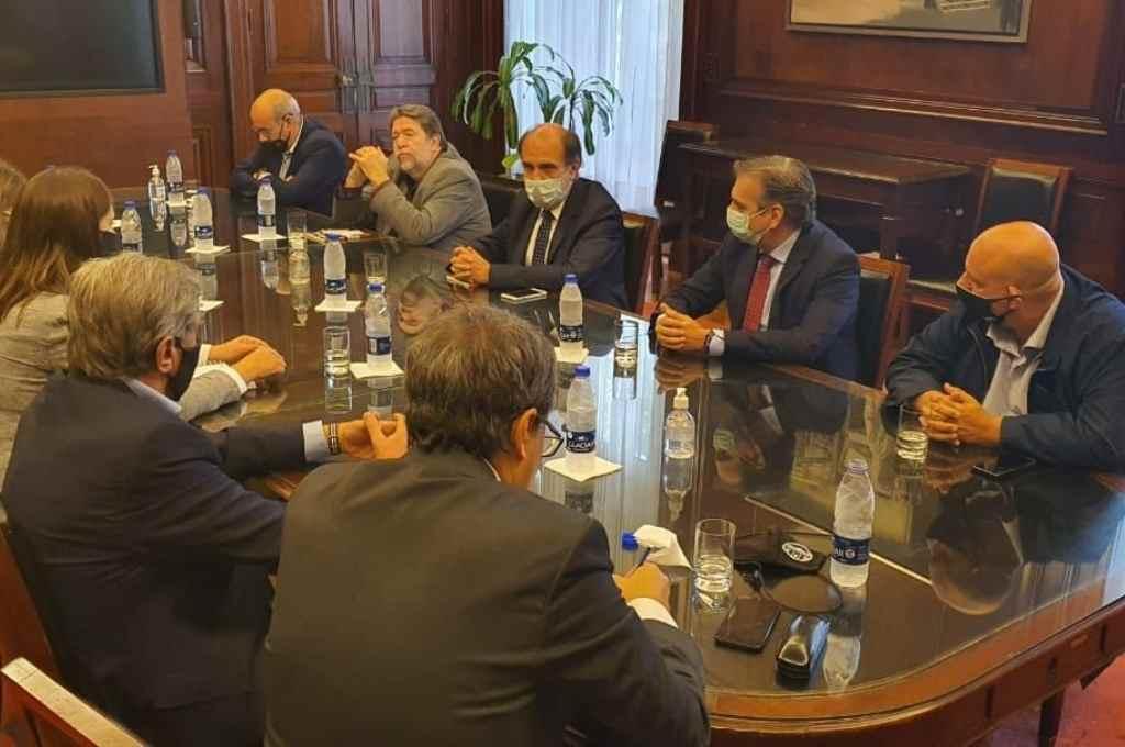 PyMEs: autoridades del BNA, funcionarios nacionales y empresarios analizaron alternativas de financiamiento para el sector