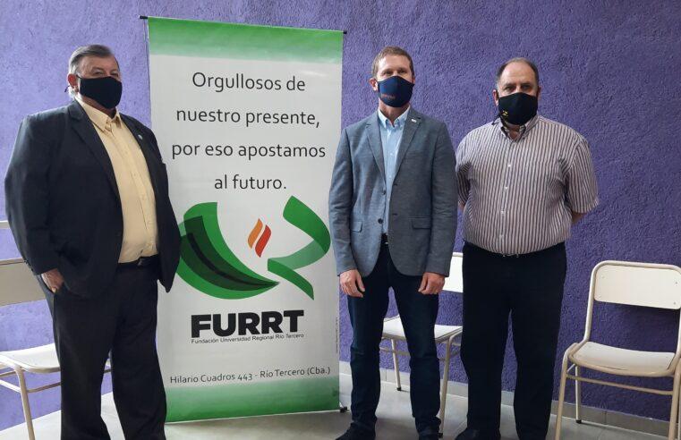 CIIECCA y FURRT lanzaron el Polo Industrial del Conocimiento para Río Tercero y la región