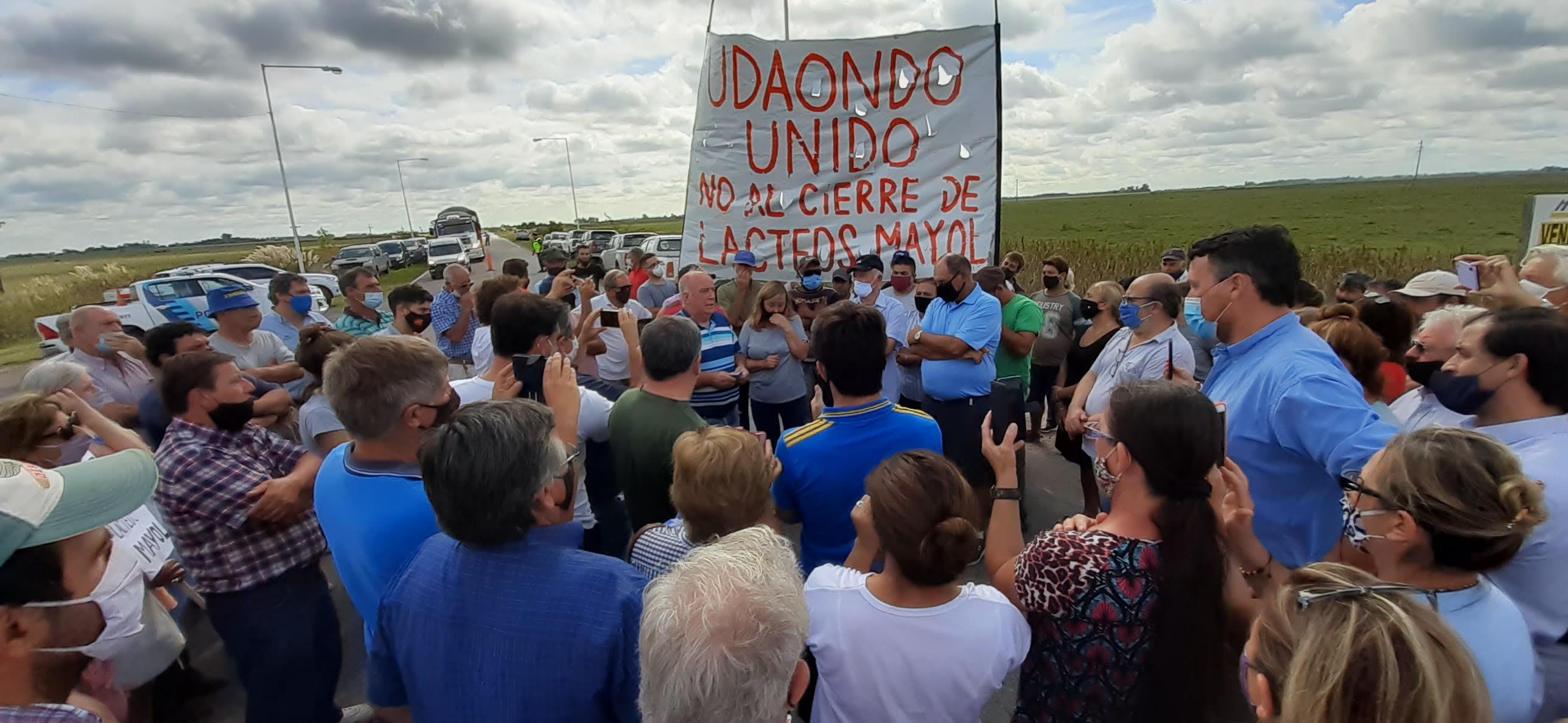 Entidades empresarias bonaerenses repudiaron los bloqueos sindicales a las plantas industriales