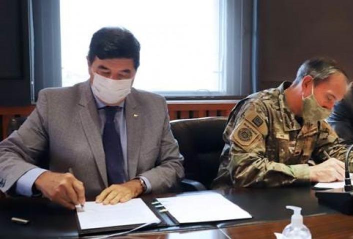 CAME firmó un convenio con el Ejército para promover la capacitación e inserción laboral