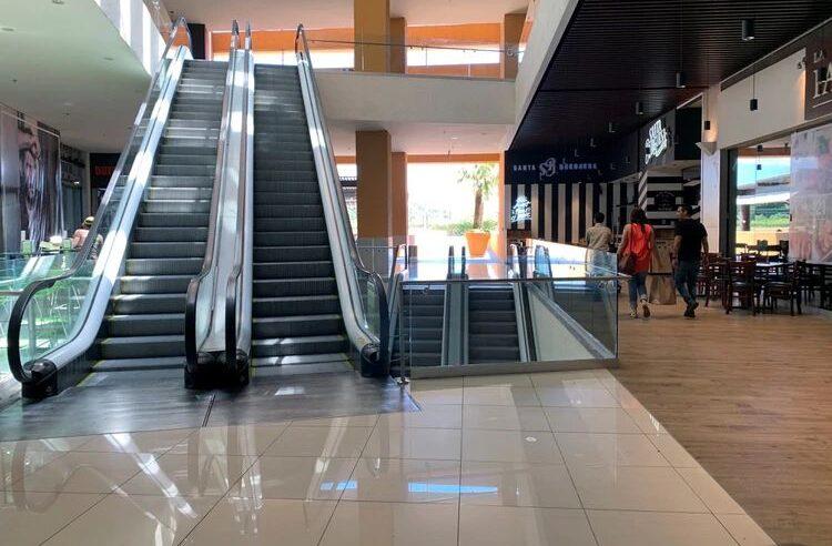 Nueva caída de las ventas en supermercados y shoppings