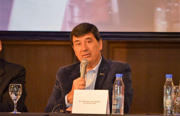 """Díaz Beltrán: """"Aún con mejoras, la situación de las pymes sigue siendo delicada"""""""