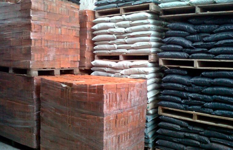 Importante suba interanual en la venta de materiales para la construcción