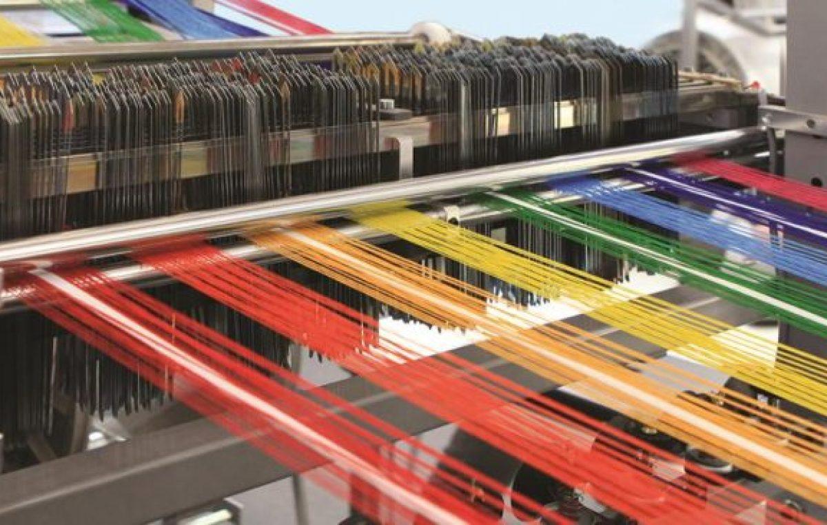 La industria textil creció 48,3% en lo que va del año y toma empleo