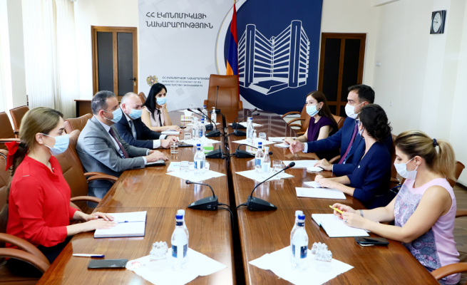 La Argentina anunció la apertura de una Cámara de Comercio en Armenia