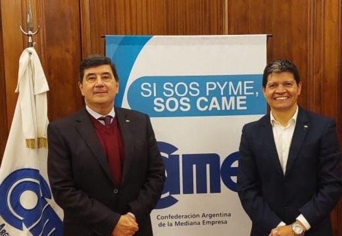 Alfredo González es el nuevo presidente de CAME