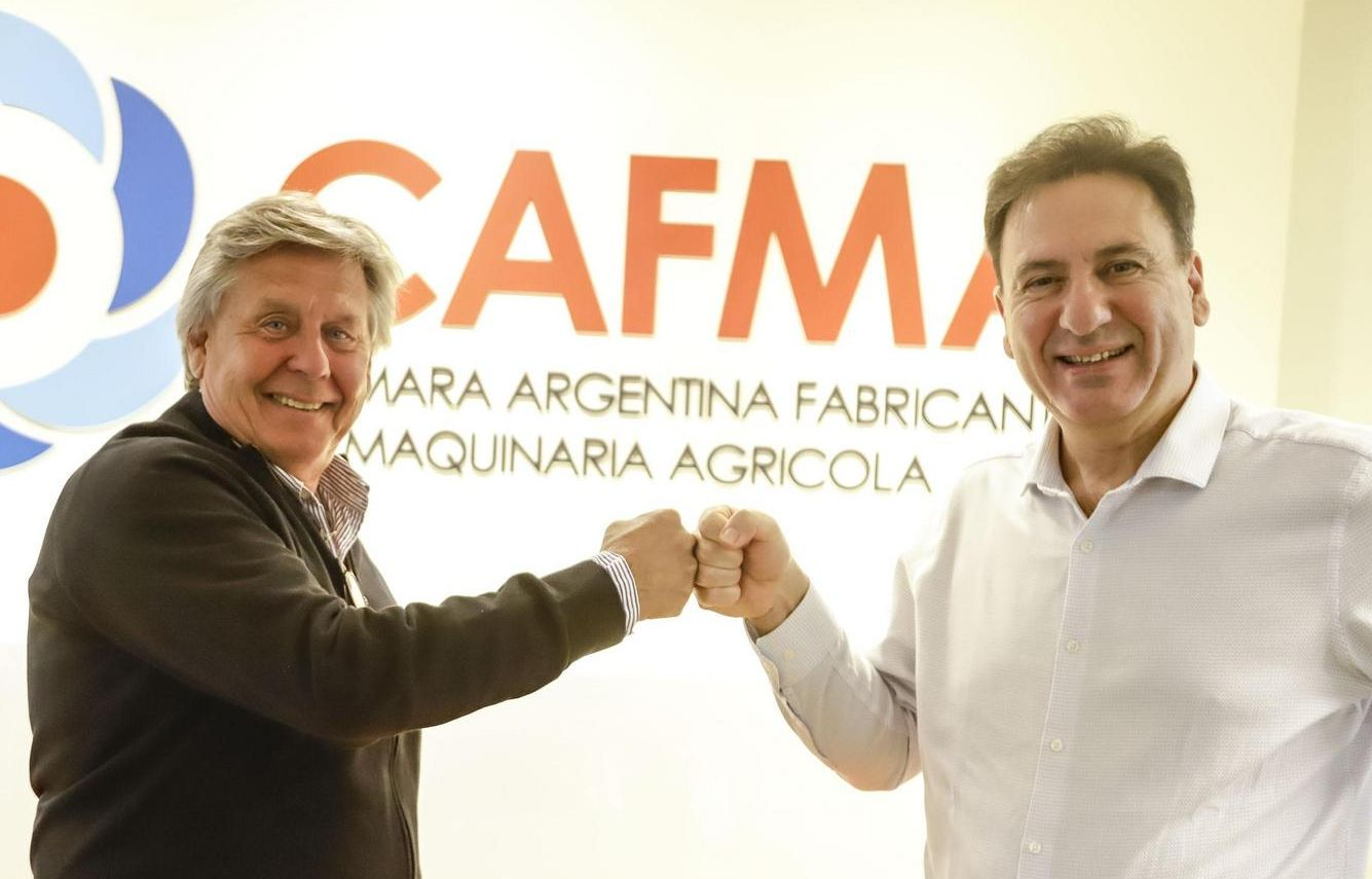 Eduardo Borri es el nuevo presidente de CAFMA