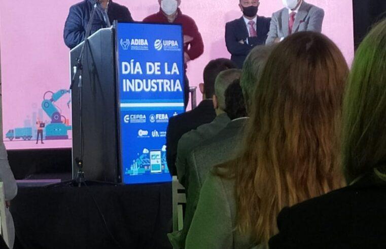 ADIBA, UIPBA, CEPBA y FEBA conmemoraron el Día de la Industria