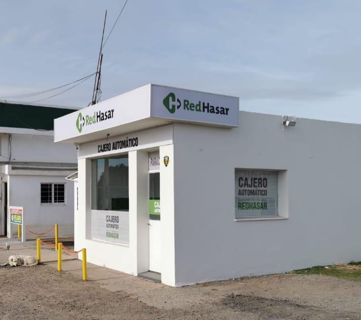 Crecimiento del 100% en los primeros 7 meses del año: así es la expansión de la red de cajeros no bancarios de Hasar