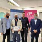 La Cámara Regional de Comercio e Industria de Lomas de Zamora reconocida por su colaboración con la Fundación para la Salud